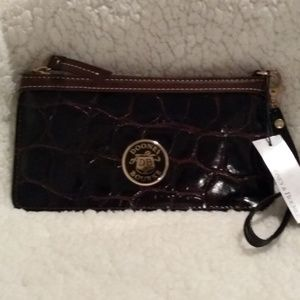 Large Dooney and Bourke Wristlet